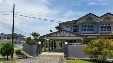 Well-Maintained and Big Land Size Double Storey SemiD at Stephen Yong