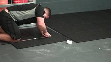 GYM FLOORING - high quality gym use home use NEW