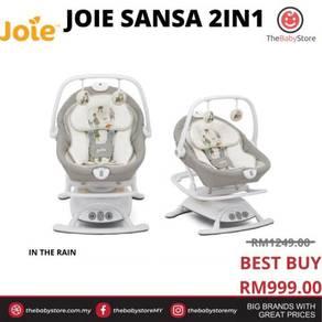 Joie sansa 2in1 rocker - in the rain