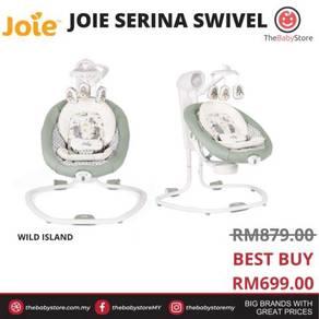 Joie serina swivel soother - wild island