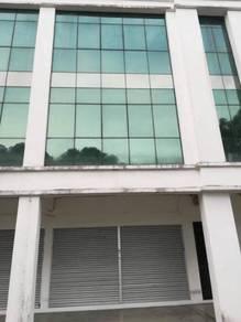 4 Storey Shophouse at Stutong Commercial Centre, Tabuan Jaya Area