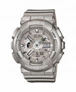 Watch - Casio BABY G BA110-8A GREY - ORIGINAL