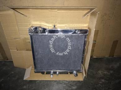 Synergy aluminium radiator for jazz GD
