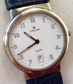 Jam Junghans Swiss vintage slim watch