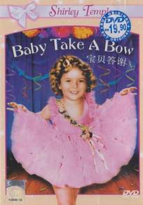 DVD English Movie Baby Take A Bow