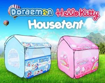 Doraemon hello kitty housetent