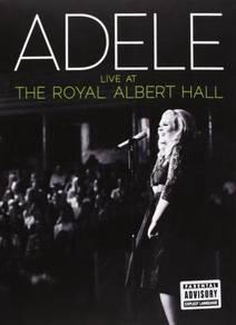 Cd adele live at the royal albert hall (dvd+cd)
