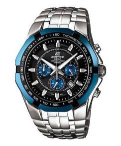 Watch- Casio Multihands EF540D-1A2 -ORIGINAL