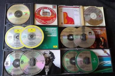 Compact Disc Music antarabangsa