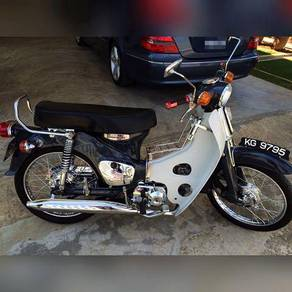 1976 Honda C70