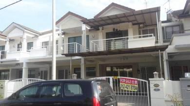 2 storey Terrace, Taman Bukit Minyak Utama, bukit mertajam