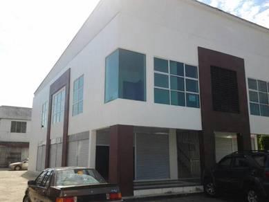 2 Story corne shophouse for rent near taee serian