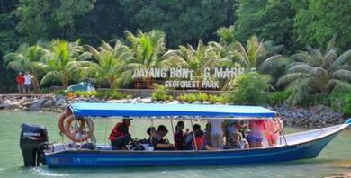 Langkawi Island Hoping Halfday Tour