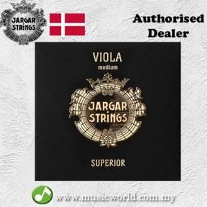 Jargar superior viola string set denmark handmade