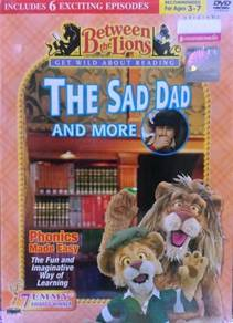 Between The Lions The Sad Dad And More DVD