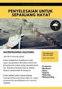 Waterproofing Solution