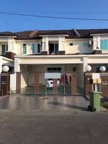 Double Storey Terrace House at Amfield Villa 2, Lopeng