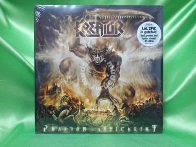 Kreator PHANTOM ANTICHRIST 2012 Nuclear Blast LP