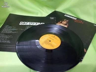 Scorpions VRGIN KILLER 1976 RCA LP
