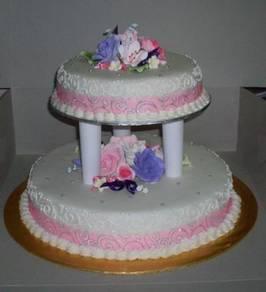 Kek Perkahwinan di Alor Setar