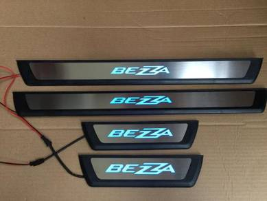 Perodua bezza side step led