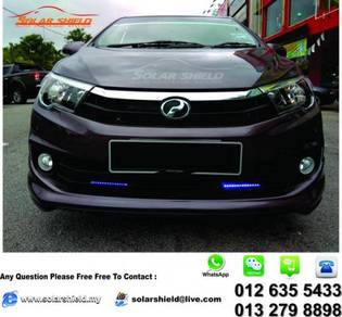 Perodua Bezza Gear Up Bodykit With Paint