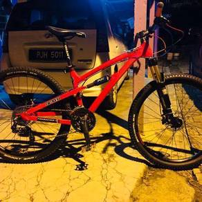 Polygon D7 fullsus 27.5