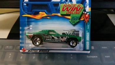 2002 Hotwheels Rodger Dodger