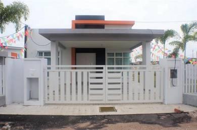 Single Storey Banglow House Pontian Kecil, Pontian, Johor