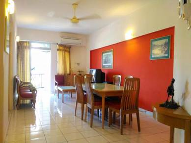 [Fully Furnished]#HomeStay Apartment Unit #Golden Straits Villa #PD