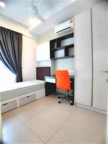 3 room (3 Ac full partition) garden plaza cyberjaya nr sky park KLIA