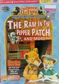 Between The Lions The Ram In The Pepper Patch DVD
