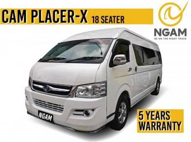 New Toyota Hiace Urvan CAM Placer X Joylong Van