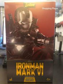 Iron Man Mark VI 1/6 Avengers Hot Toys MMS378D17