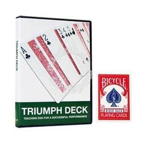 Triumph Deck with Teaching DVD