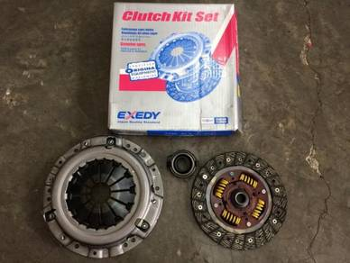 Exedy heavy duty clutch kit for MYVI ALZA 1.5