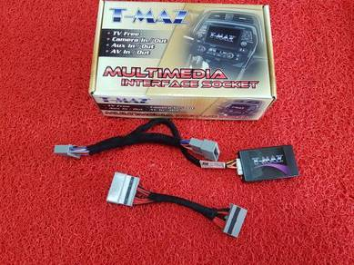 Crv 2017 civic fc canbus tv free by pass socket