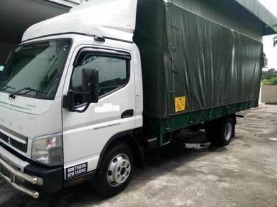 Mitsubishi Fuso Lorry Cargo