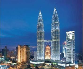 Kuala Lumpur Area , KLCC, Kampong Baru