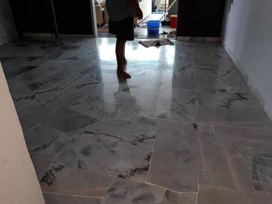 [Polishing Marble Parquet Varnish Kilat]