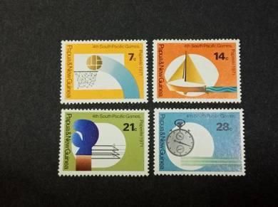Papua New Guinea 1971 Games No 3080