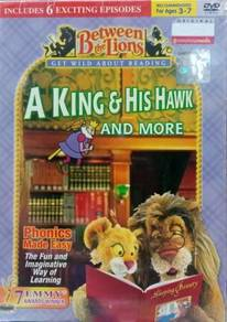 Between The Lions A King & His Hawk And More DVD