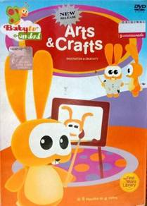 Baby TV Arts & Crafts DVD