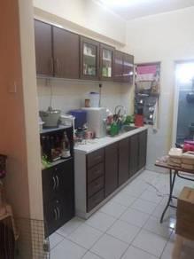 Kasturi Tiara Apartment, Balakong C180 {Well Maintained}