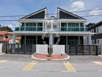 Freehold#ipoh town area#semi detached#for sale