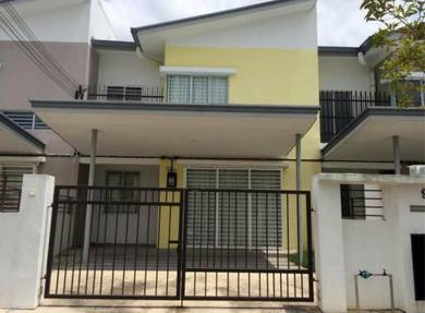 Renovated 2 Storey Intermediate Terrace, Bandar Seri Coalfields