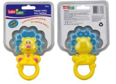 Baby Baby Lion Teether
