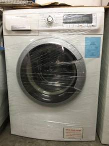 8kg Front Load Washer Electrolux Mesin Basuh Recon