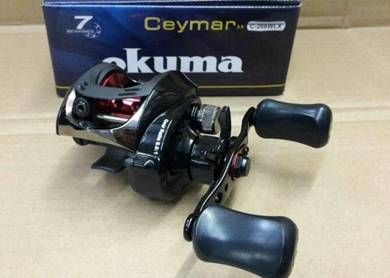 OKUMA CEYMAR C-266WLX Fishing Casting Reel ( NEW )