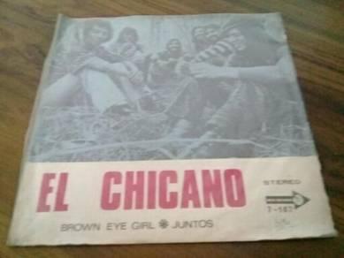 EEQ Ep el chicano piring hitam vinyl